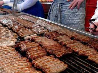 More German Sausages